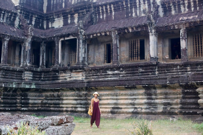 angkor wat what to wear