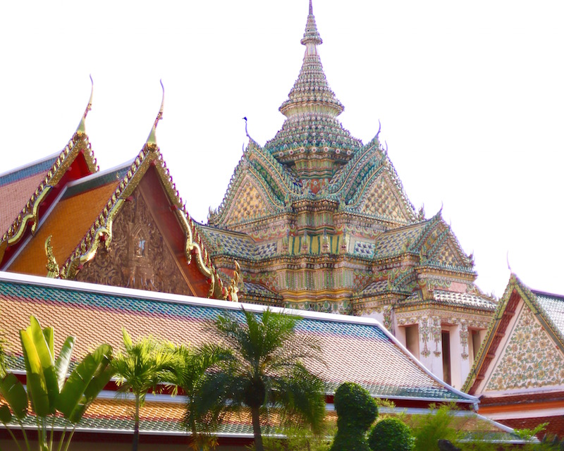 thailand temple tour