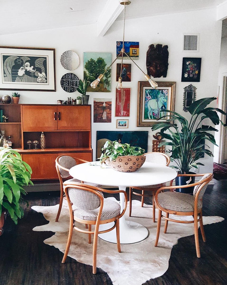 Mid century eclectic decor - What is eclectic style ...